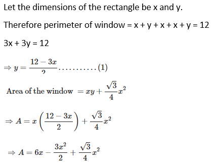 RD Sharma Solutions for Class 12 Maths Chapter 18 Maxima and Minima Image 52