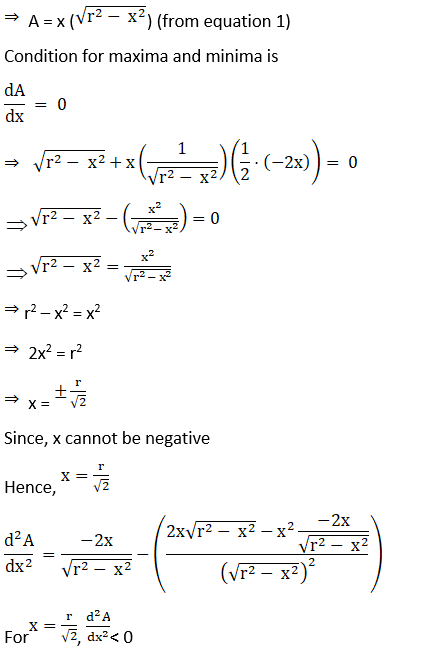 RD Sharma Solutions for Class 12 Maths Chapter 18 Maxima and Minima Image 60