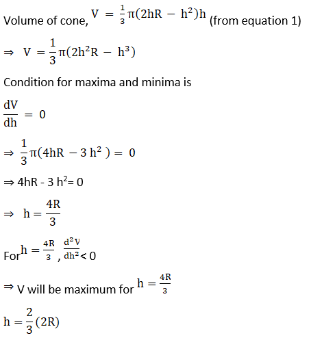 RD Sharma Solutions for Class 12 Maths Chapter 18 Maxima and Minima Image 68
