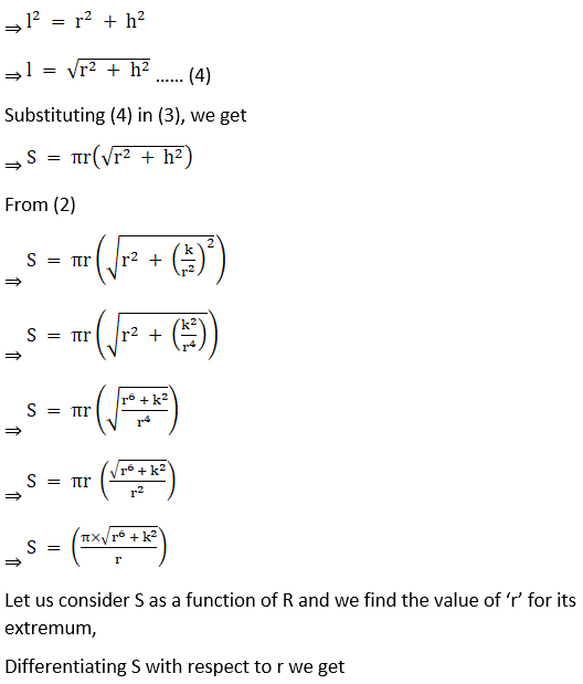 RD Sharma Solutions for Class 12 Maths Chapter 18 Maxima and Minima Image 72