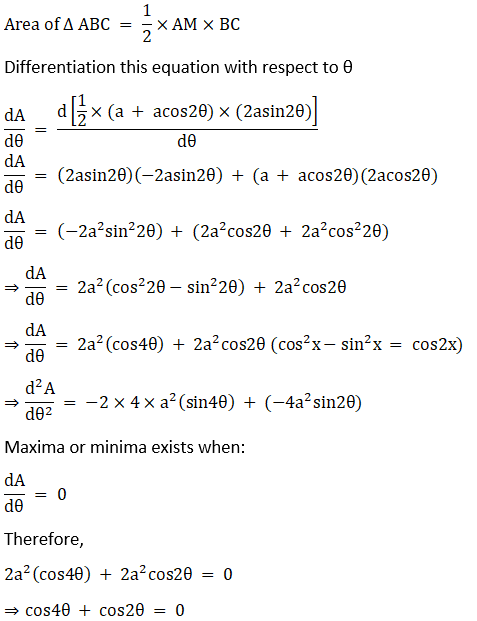 RD Sharma Solutions for Class 12 Maths Chapter 18 Maxima and Minima Image 78