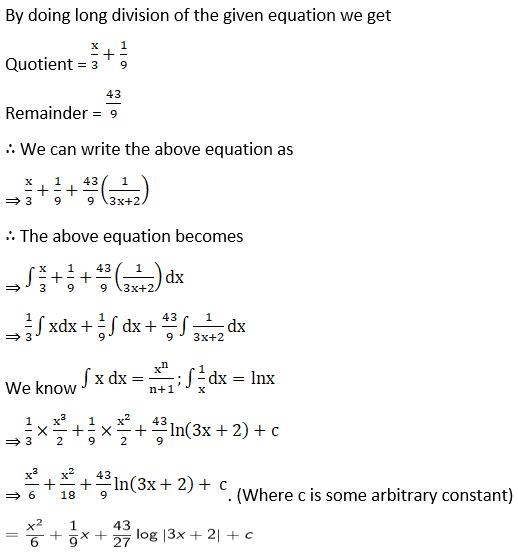 RD Sharma Solutions for Class 12 Maths Chapter 19 Indefinite Integrals Image 101