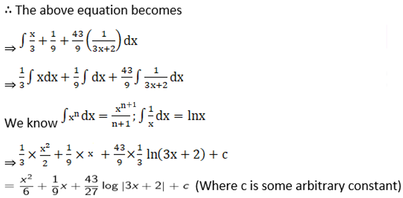 RD Sharma Solutions for Class 12 Maths Chapter 19 Indefinite Integrals Image 101a