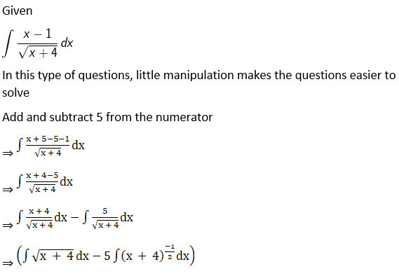 RD Sharma Solutions for Class 12 Maths Chapter 19 Indefinite Integrals Image 108