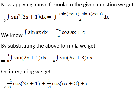 RD Sharma Solutions for Class 12 Maths Chapter 19 Indefinite Integrals Image 121