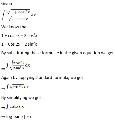 RD Sharma Solutions for Class 12 Maths Chapter 19 Indefinite Integrals Image 137