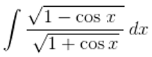 RD Sharma Solutions for Class 12 Maths Chapter 19 Indefinite Integrals Image 139a