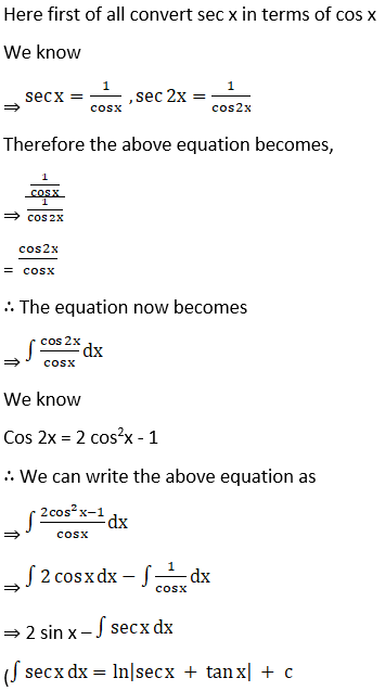 RD Sharma Solutions for Class 12 Maths Chapter 19 Indefinite Integrals Image 142