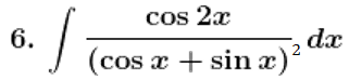 RD Sharma Solutions for Class 12 Maths Chapter 19 Indefinite Integrals Image 144