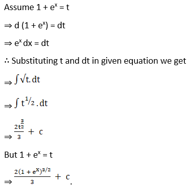 RD Sharma Solutions for Class 12 Maths Chapter 19 Indefinite Integrals Image 157