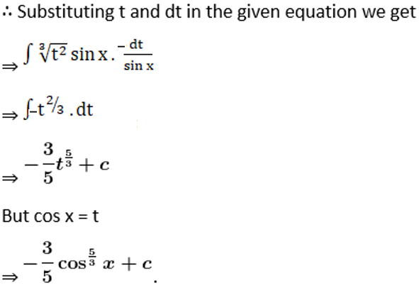RD Sharma Solutions for Class 12 Maths Chapter 19 Indefinite Integrals Image 160