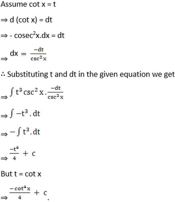 RD Sharma Solutions for Class 12 Maths Chapter 19 Indefinite Integrals Image 164