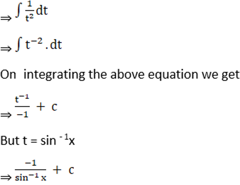 RD Sharma Solutions for Class 12 Maths Chapter 19 Indefinite Integrals Image 172
