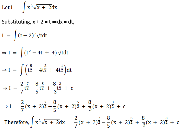 RD Sharma Solutions for Class 12 Maths Chapter 19 Indefinite Integrals Image 174
