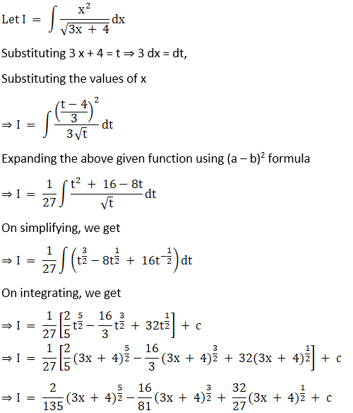 RD Sharma Solutions for Class 12 Maths Chapter 19 Indefinite Integrals Image 180