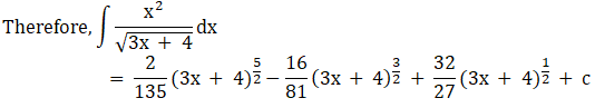 RD Sharma Solutions for Class 12 Maths Chapter 19 Indefinite Integrals Image 181