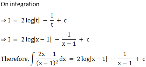 RD Sharma Solutions for Class 12 Maths Chapter 19 Indefinite Integrals Image 183a