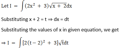 RD Sharma Solutions for Class 12 Maths Chapter 19 Indefinite Integrals Image 185