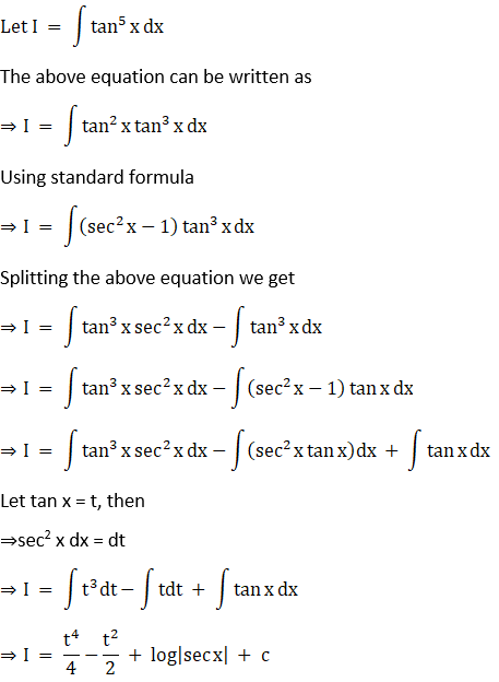 RD Sharma Solutions for Class 12 Maths Chapter 19 Indefinite Integrals Image 199