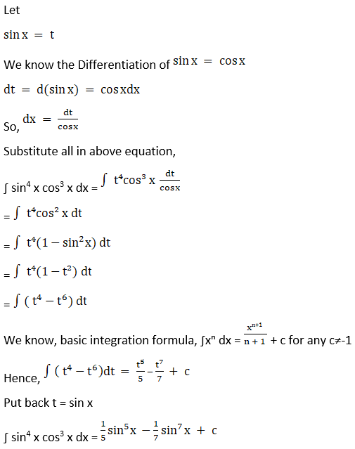 RD Sharma Solutions for Class 12 Maths Chapter 19 Indefinite Integrals Image 205