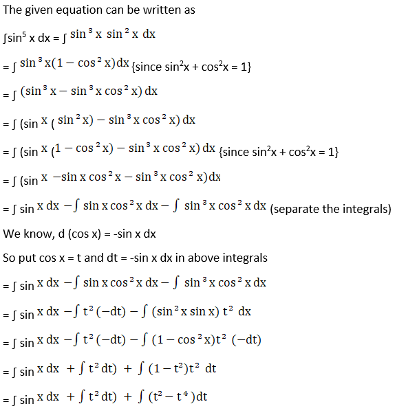 RD Sharma Solutions for Class 12 Maths Chapter 19 Indefinite Integrals Image 207