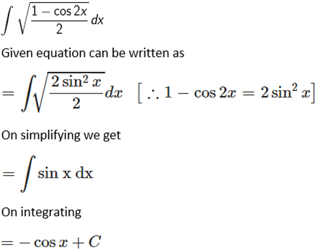 RD Sharma Solutions for Class 12 Maths Chapter 19 Indefinite Integrals Image 23