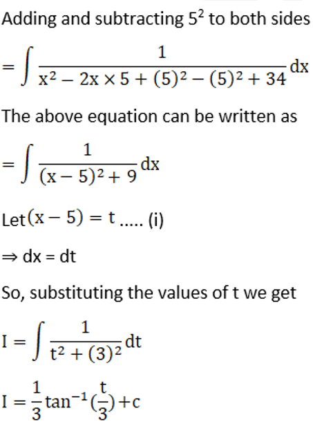 RD Sharma Solutions for Class 12 Maths Chapter 19 Indefinite Integrals Image 242a