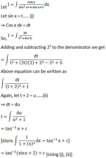 RD Sharma Solutions for Class 12 Maths Chapter 19 Indefinite Integrals Image 258