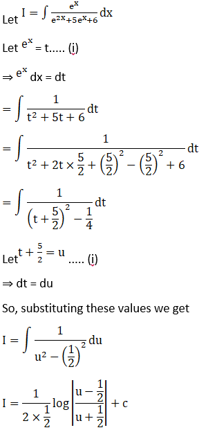 RD Sharma Solutions for Class 12 Maths Chapter 19 Indefinite Integrals Image 260