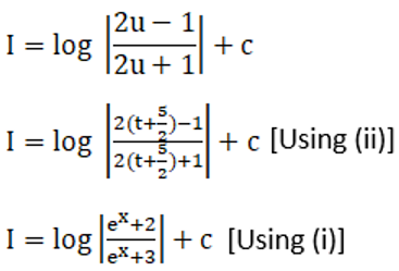 RD Sharma Solutions for Class 12 Maths Chapter 19 Indefinite Integrals Image 262