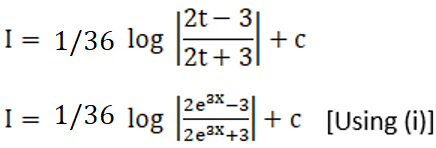 RD Sharma Solutions for Class 12 Maths Chapter 19 Indefinite Integrals Image 265