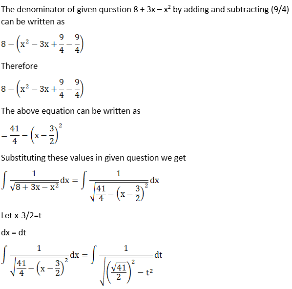 RD Sharma Solutions for Class 12 Maths Chapter 19 Indefinite Integrals Image 269