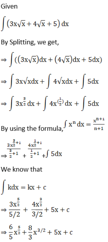 RD Sharma Solutions for Class 12 Maths Chapter 19 Indefinite Integrals Image 27