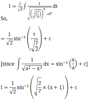RD Sharma Solutions for Class 12 Maths Chapter 19 Indefinite Integrals Image 274