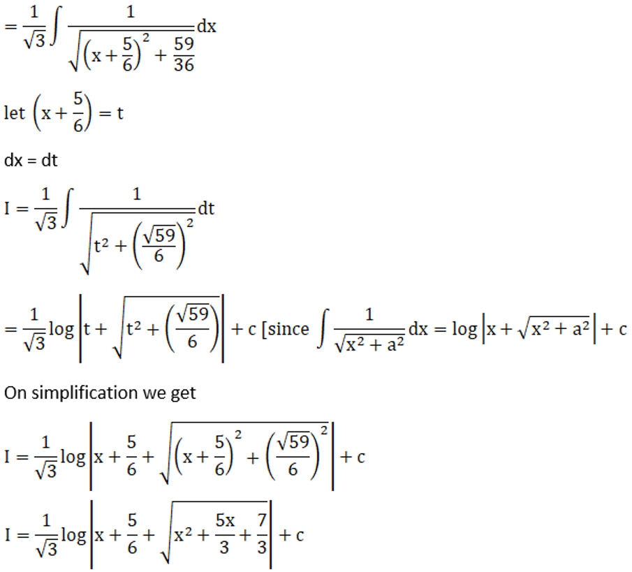 RD Sharma Solutions for Class 12 Maths Chapter 19 Indefinite Integrals Image 277