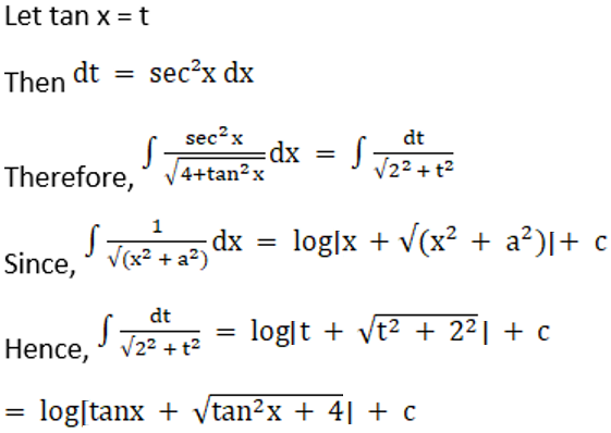 RD Sharma Solutions for Class 12 Maths Chapter 19 Indefinite Integrals Image 283