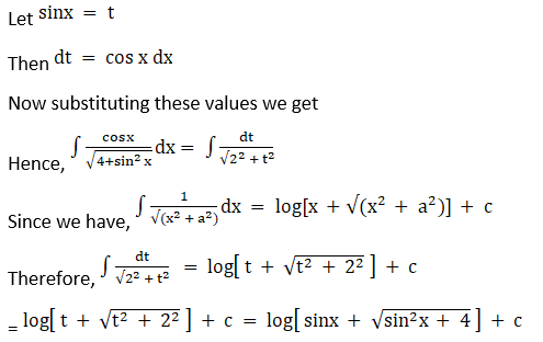 RD Sharma Solutions for Class 12 Maths Chapter 19 Indefinite Integrals Image 287