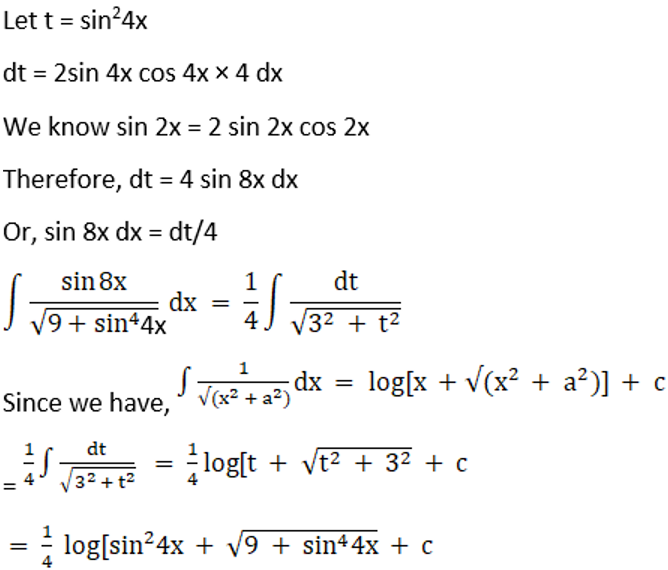 RD Sharma Solutions for Class 12 Maths Chapter 19 Indefinite Integrals Image 296