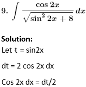 RD Sharma Solutions for Class 12 Maths Chapter 19 Indefinite Integrals Image 298