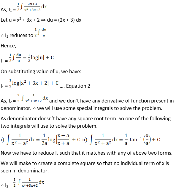 RD Sharma Solutions for Class 12 Maths Chapter 19 Indefinite Integrals Image 302
