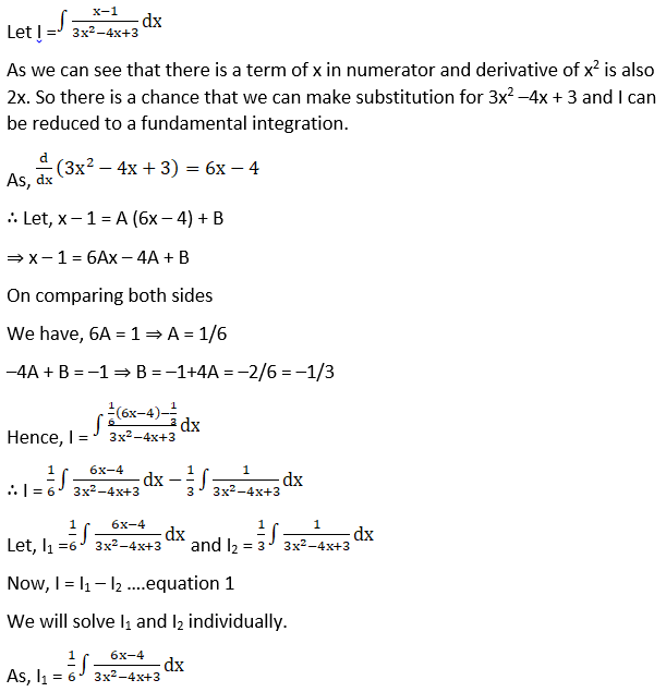 RD Sharma Solutions for Class 12 Maths Chapter 19 Indefinite Integrals Image 323