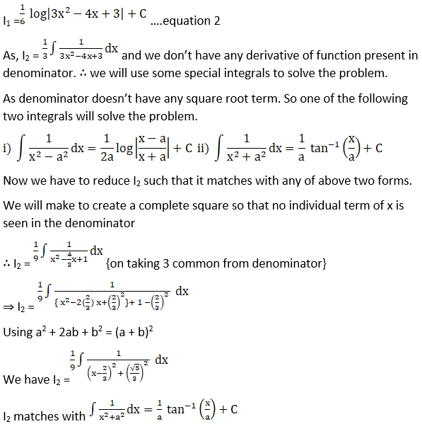 RD Sharma Solutions for Class 12 Maths Chapter 19 Indefinite Integrals Image 325