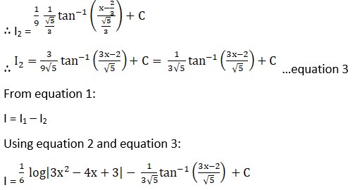 RD Sharma Solutions for Class 12 Maths Chapter 19 Indefinite Integrals Image 326