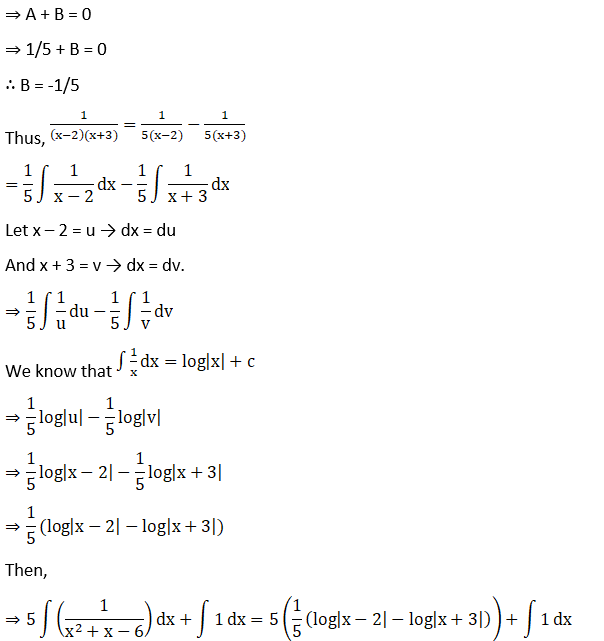 RD Sharma Solutions for Class 12 Maths Chapter 19 Indefinite Integrals Image 334