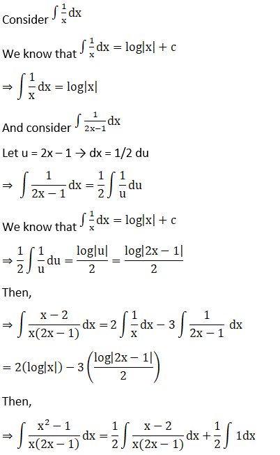 RD Sharma Solutions for Class 12 Maths Chapter 19 Indefinite Integrals Image 339