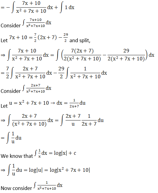 RD Sharma Solutions for Class 12 Maths Chapter 19 Indefinite Integrals Image 349