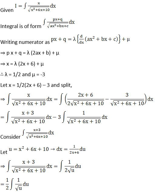 RD Sharma Solutions for Class 12 Maths Chapter 19 Indefinite Integrals Image 356