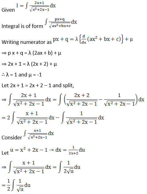 RD Sharma Solutions for Class 12 Maths Chapter 19 Indefinite Integrals Image 360