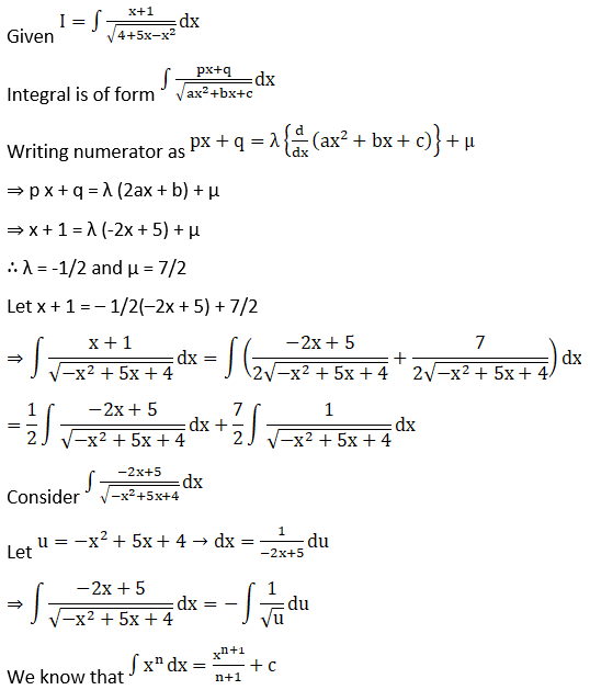 RD Sharma Solutions for Class 12 Maths Chapter 19 Indefinite Integrals Image 364