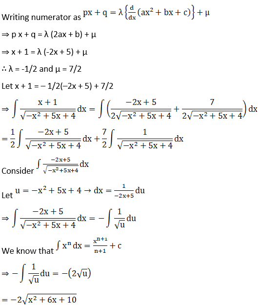 RD Sharma Solutions for Class 12 Maths Chapter 19 Indefinite Integrals Image 365